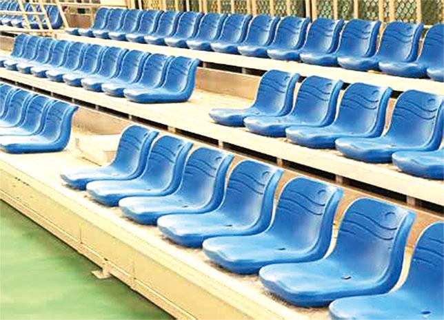 场馆座椅的结构及应用具体介绍